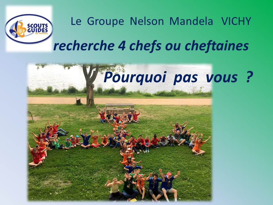 Scoutisme - Groupe Nelson Mandela