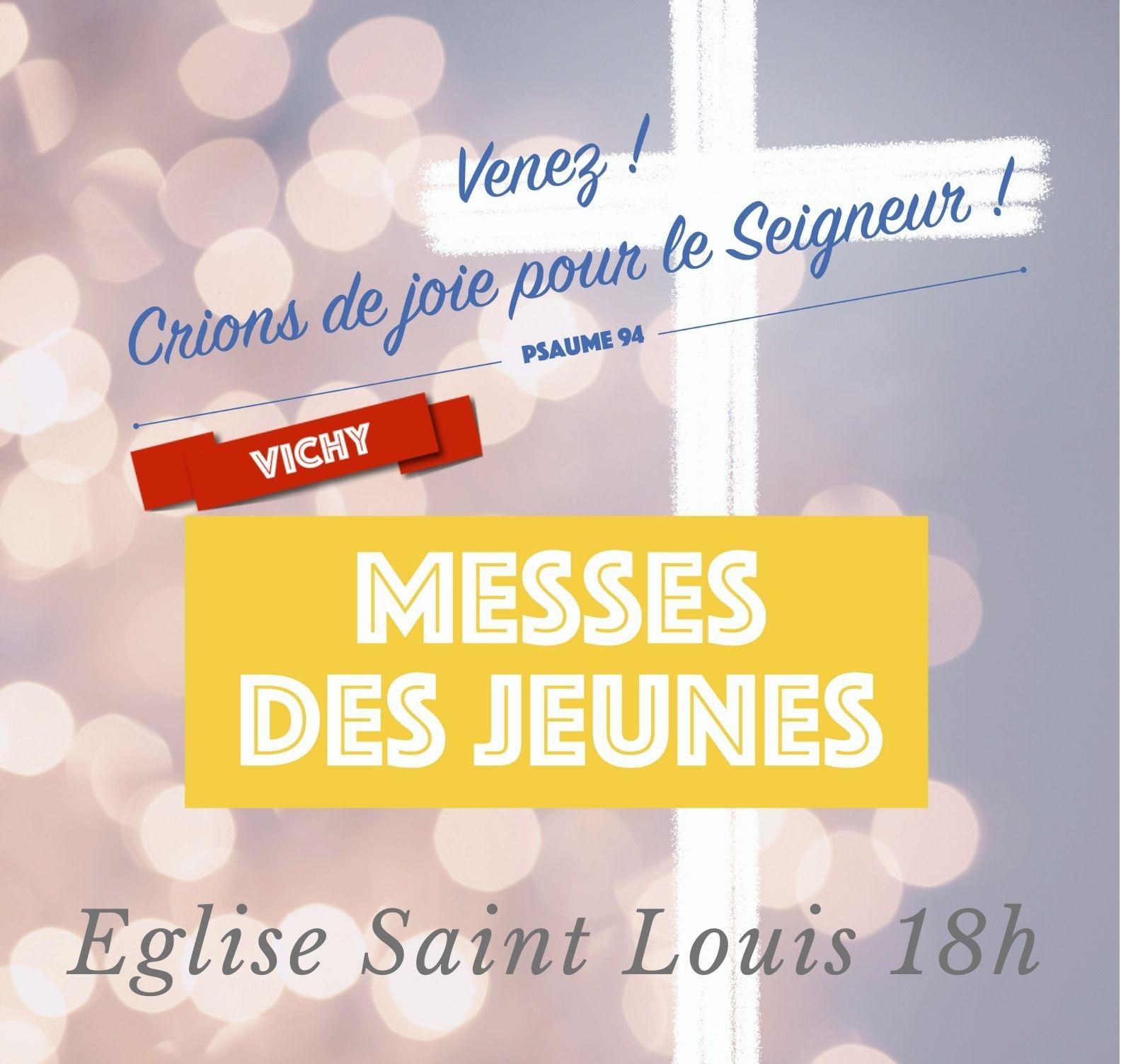 MESSES DES JEUNES  - 2020 - 2021