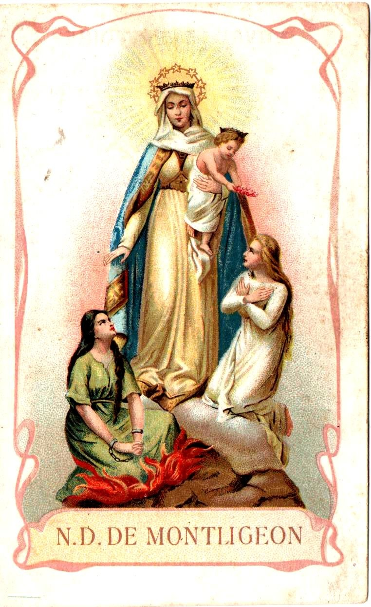 GROUPE DE PRIERE - Notre-Dame-de-Montligeon