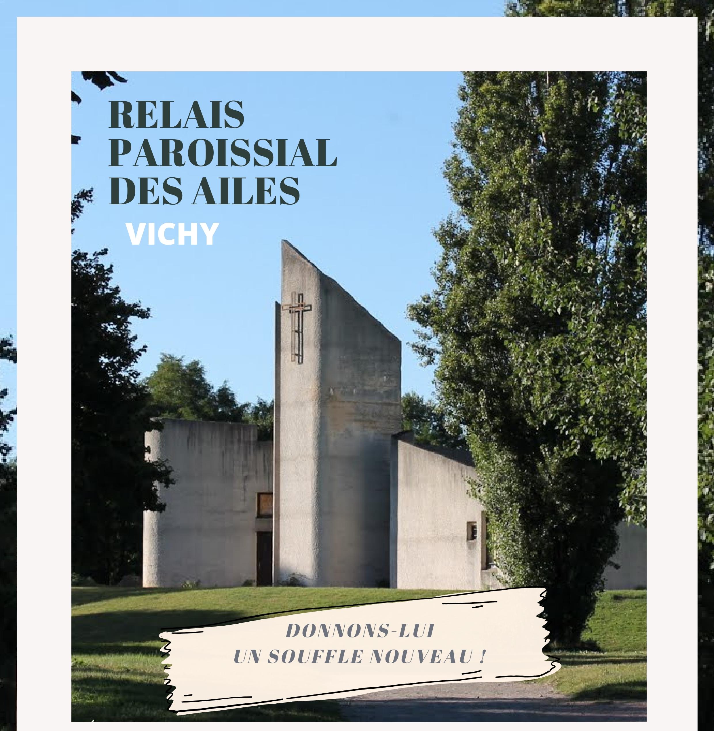 Relais Paroissial des Ailes  Vichy
