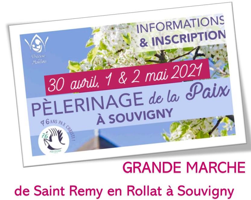 Pèlerinage Vichy - Souvigny