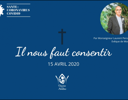 Covid-19 : La Newsletter du 15/04/2020