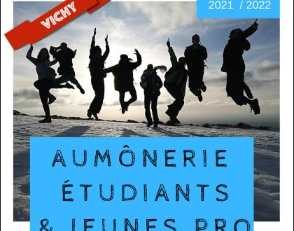 Aumônerie Etudiants & Jeunes Pro