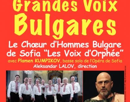 Grandes voix bulgares