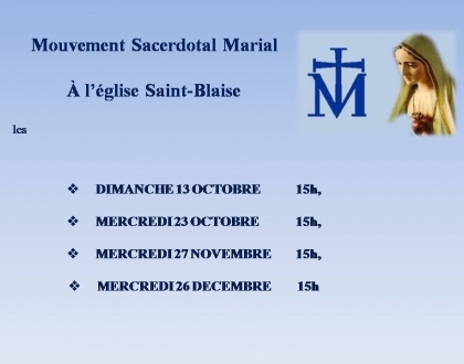 Mouvement Sacerdotal Marial