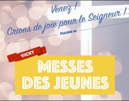MESSES  DES  JEUNES  2019 – 2020