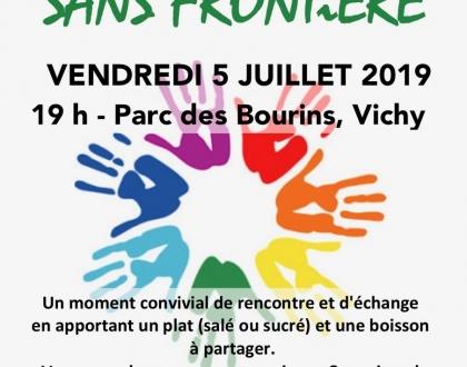 CCFD  GRAND PIQUE-NIQUE  le Vendredi 5 juillet 2019